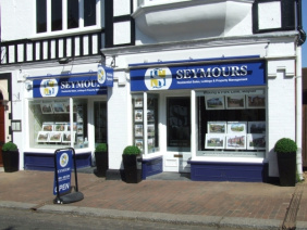 Seymours Godalming Sales office photo