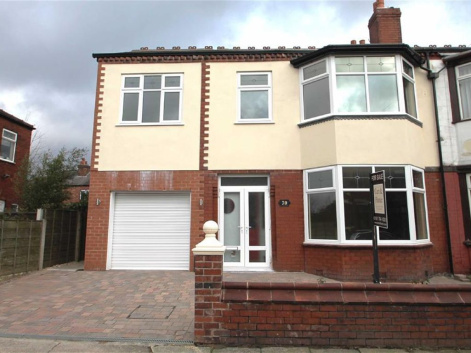 Trenant Road, Salford 6, Manchester