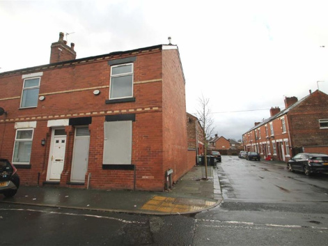 Station Road, Eccles, Manchester