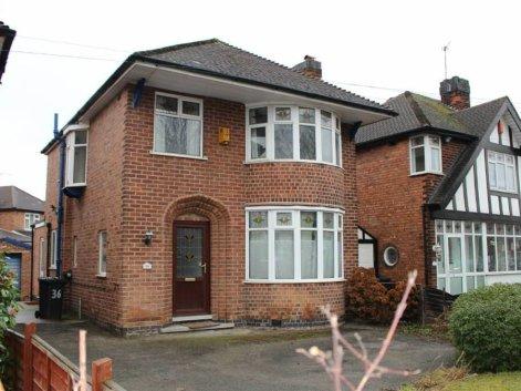 Queens Road East, Beeston, Beeston, Nottingham, NG9