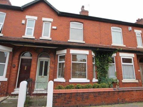 Fairfield Street, Salford 6, Manchester