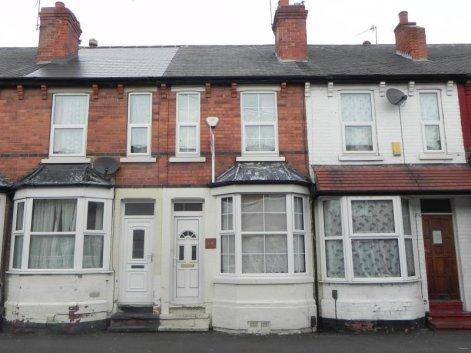 Brushfield Street, Hyson Green, Nottingham