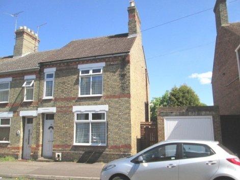 Jubilee Street, Woodston, Peterborough