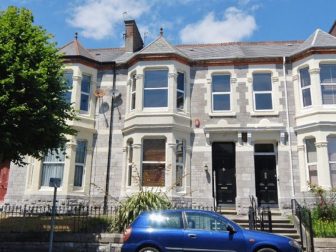 Salisbury Road, Plymouth. Spacious 4 Bedroom Family Home.