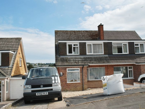 Rashleigh Avenue, Plymouth - Lovely 3 bed semi detached family home