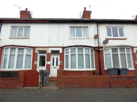 Top Floor Flat, Manchester Road, Blackpool, Lancashire