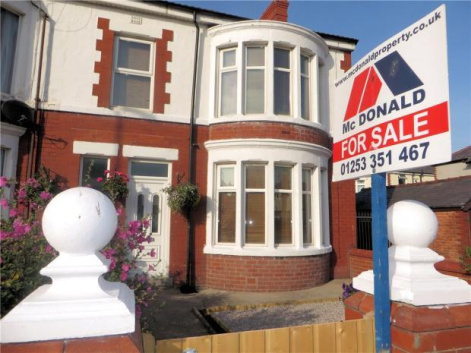 Shaftesbury Avenue, Bispham, Blackpool