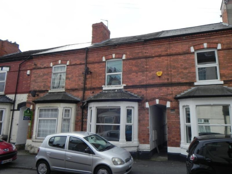Foxhall Road, Forest Fields, Nottingham