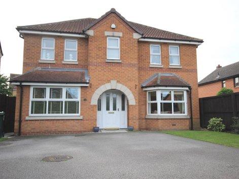 Fothergill Drive, Edenthorpe, Doncaster