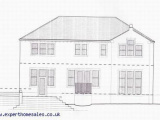 New Detached House, Dingley Road, Edgerton