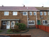 Wood Lane, Bedlington, Three Bedroom Terraced House