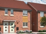 Plot 173 - with Help to Buy , The Larkin at Spirit Quarters phase 2, Coventry, Spirit Quarters Phase 2, Hillmorton Road,