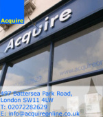 Acquire Estate Agents logo