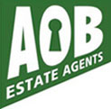 AOB Estate Agents logo