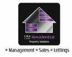 H M Residential logo