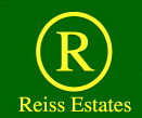 Reiss Estates logo
