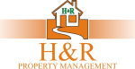 H &amp; R Property Management logo