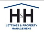H and H Lettings logo