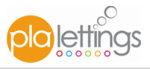 PLA Lettings logo