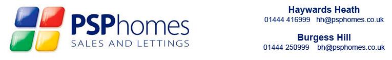PSP Homes logo
