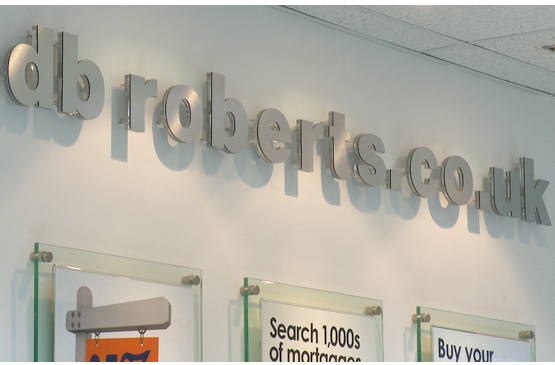 db roberts website address wall mount