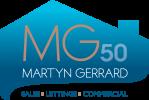 Martyn Gerrard logo