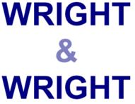 Wright & Wright logo