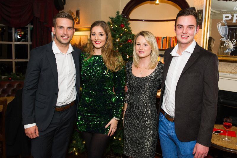 Oakhill Christmas Party