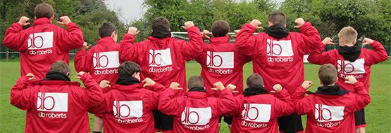 wellington amateur harriers football team