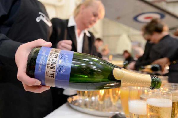 db roberts champagne