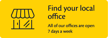 Find your local office
