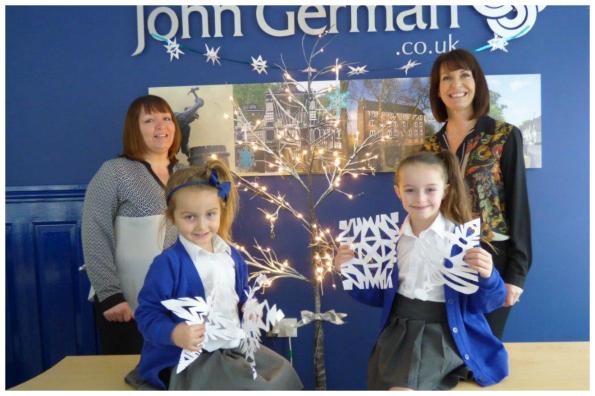William Shrewsbury School, Stretton Christmas Fair 2015