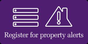 Register for Property Alerts