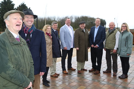 Foundry Field car park opens