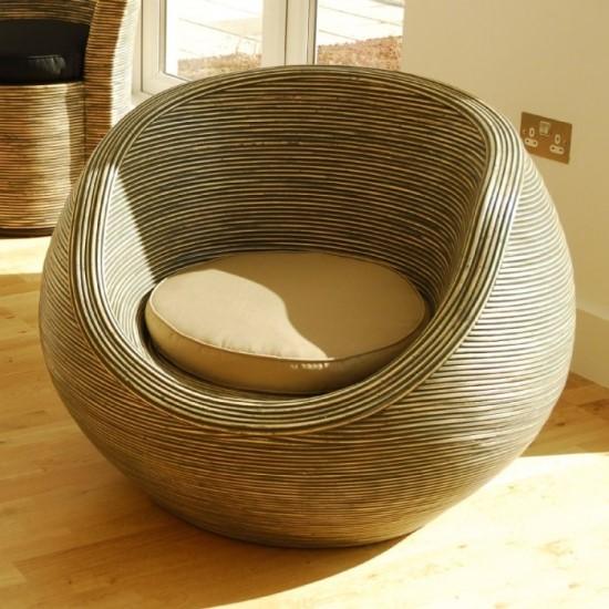 Rattan indoor furniture