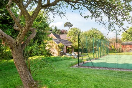 Country home for sale tennis courts