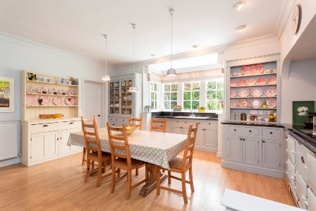 Country home for sale traditional kitchen