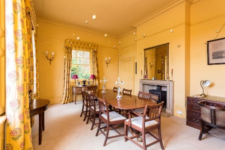 Country home for sale formal dining room