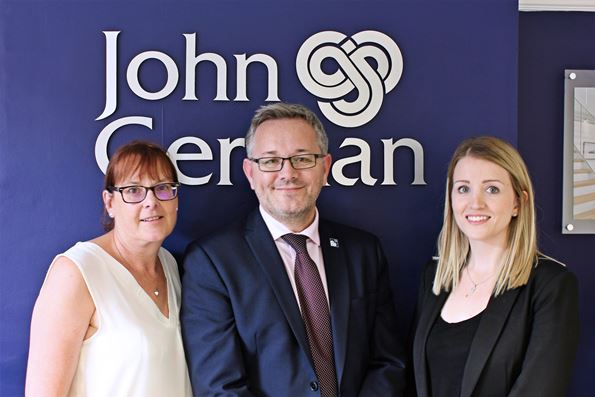 John German East Leake Sales Team