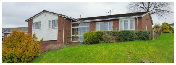 Detached Bungalow for sale in Brocton