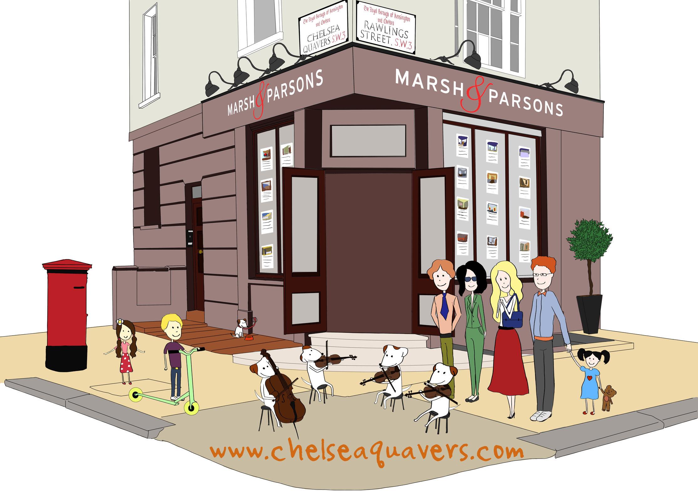 Chelsea Quavers