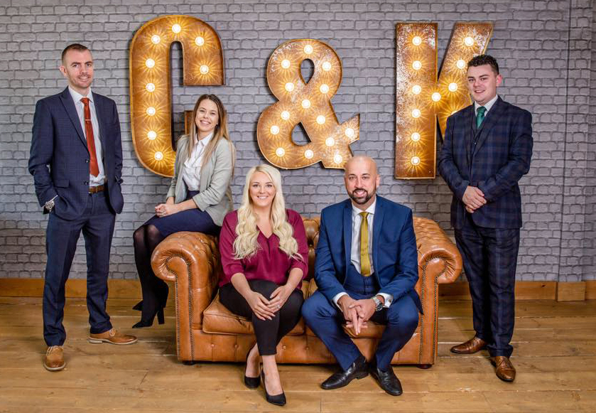 Carter & King Estate Agents Team