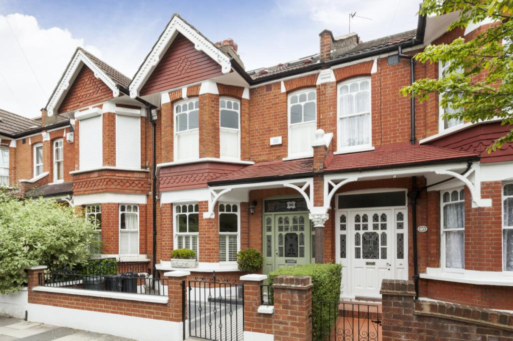 Four bedroom period family home near Wimbledon Park