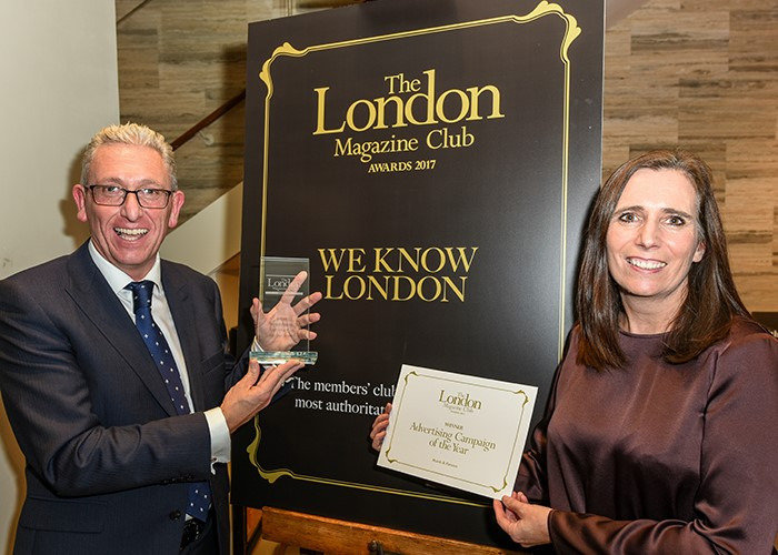 The London Magazine Club Awards