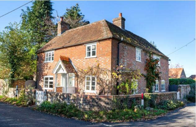 Period cottage in Kintbury