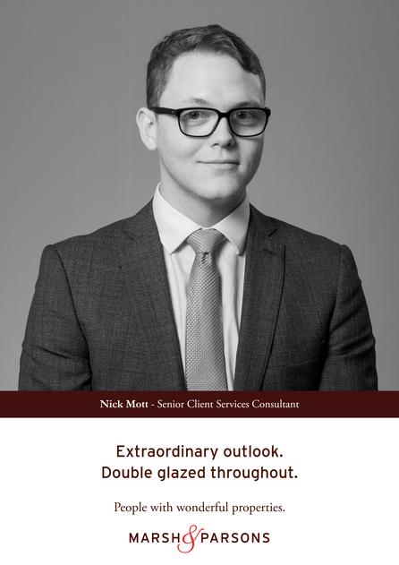 Nick Mott - Senior Client Services Consultant