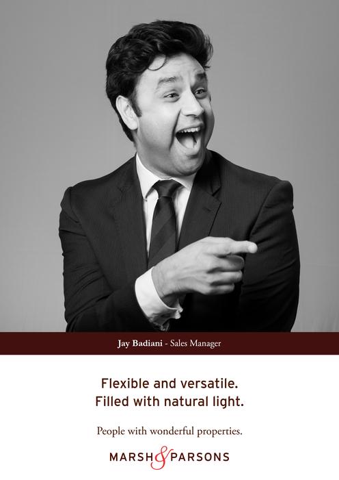 Jay Badiani - Sales Manager