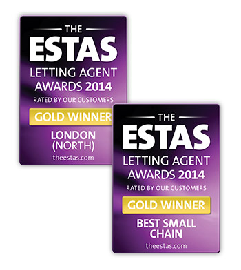 Double Gold at the 2014 ESTAS