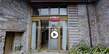 Great Cwmgwannon Barn Tour