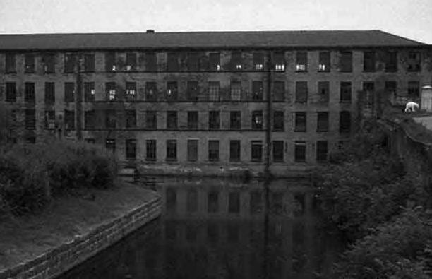 armley mills haunted